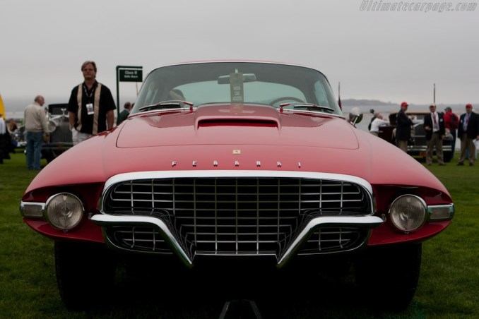 Ferrari 410 Superamerica Ghia 1956