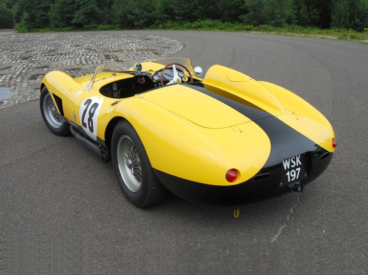 Ferrari 250 Testarossa Scaglietti Spyder 1957