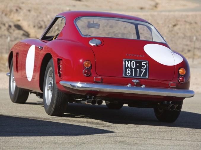 Ferrari 250 GT SWB Competizione Pininfarina 1960