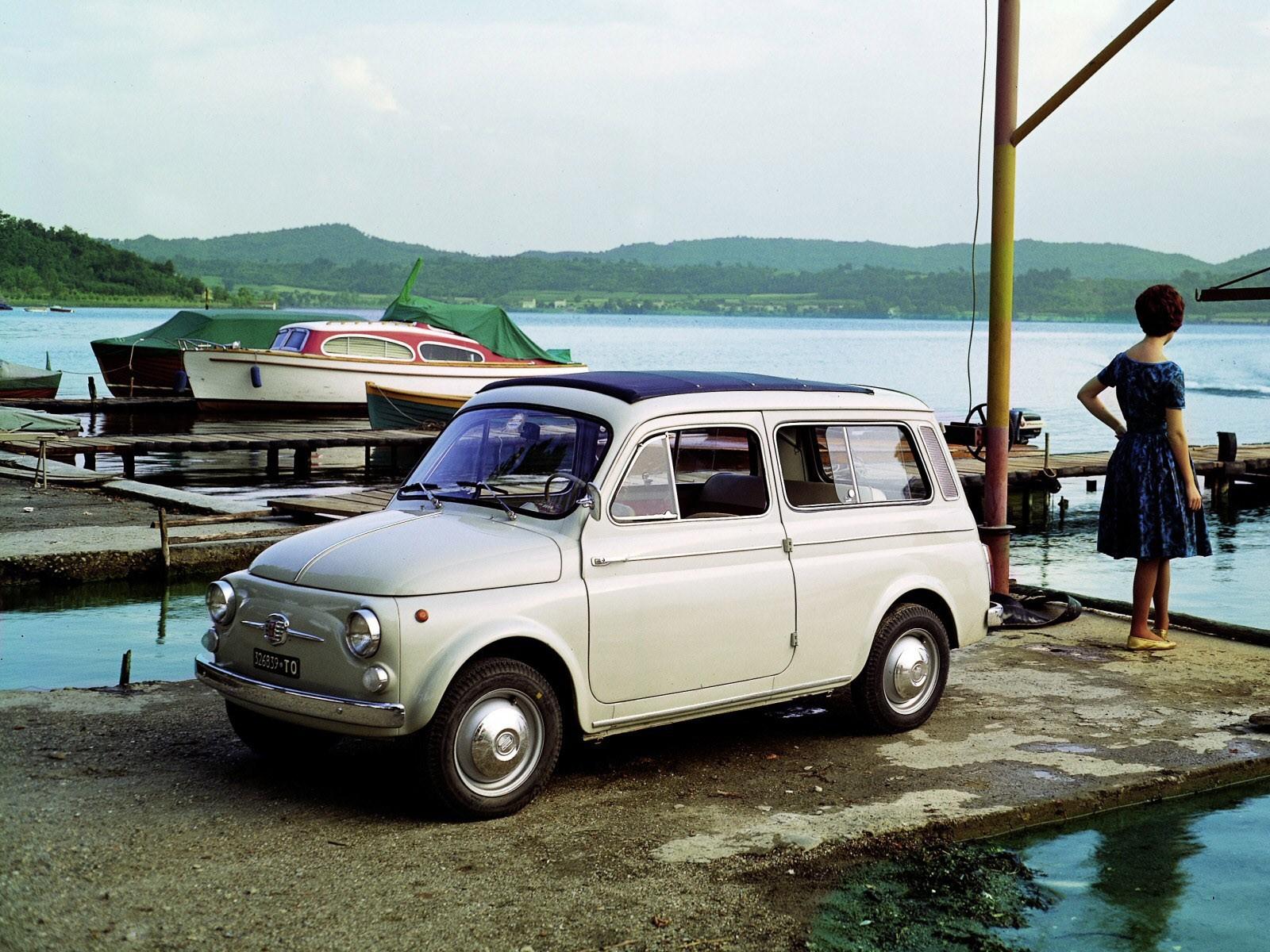 1960 Fiat 500 Giardiniera