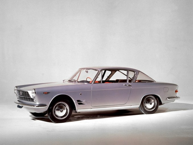 1961 Fiat 2300 Coupe