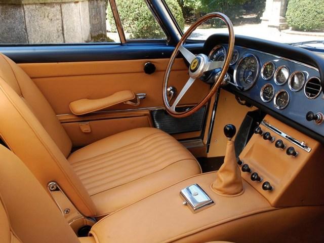 Ferrari 330 America 1963