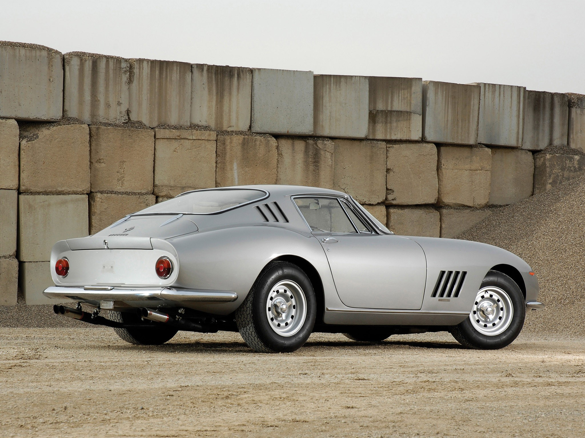 Ferrari 275 GTB 6C Scaglietti Longnose 1965