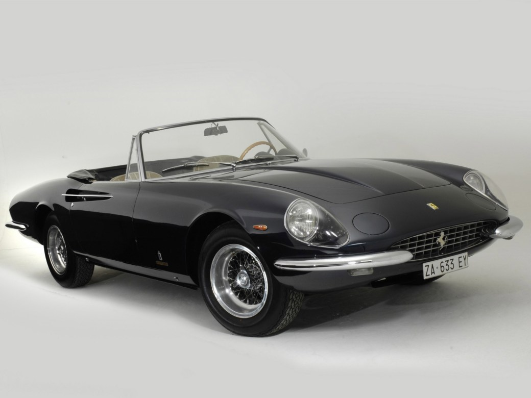 Ferrari 365 California Spyder 1966