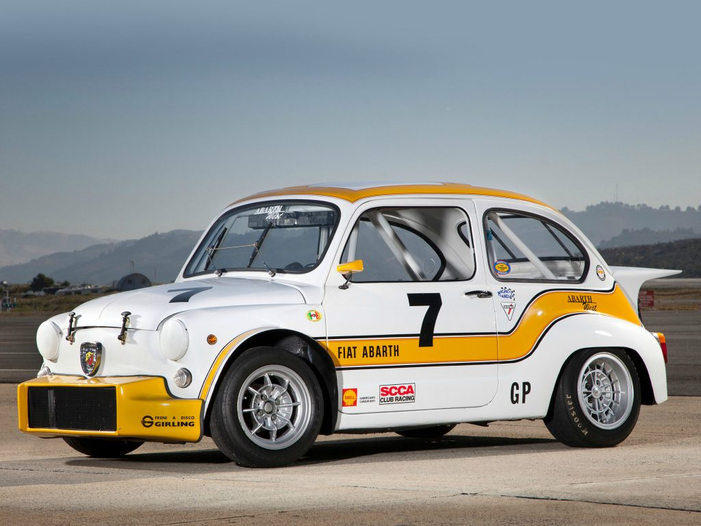1970 Fiat Abarth 1000 TCR Gruppo