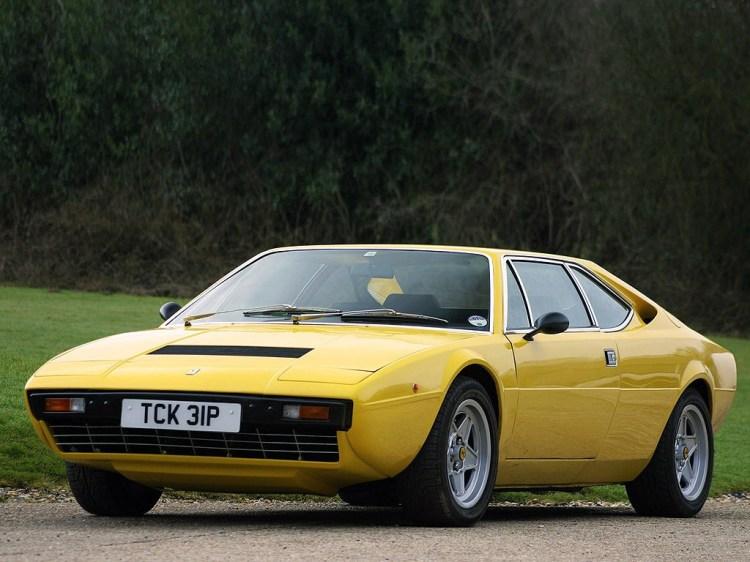 Ferrari Dino 308 GT4 1974