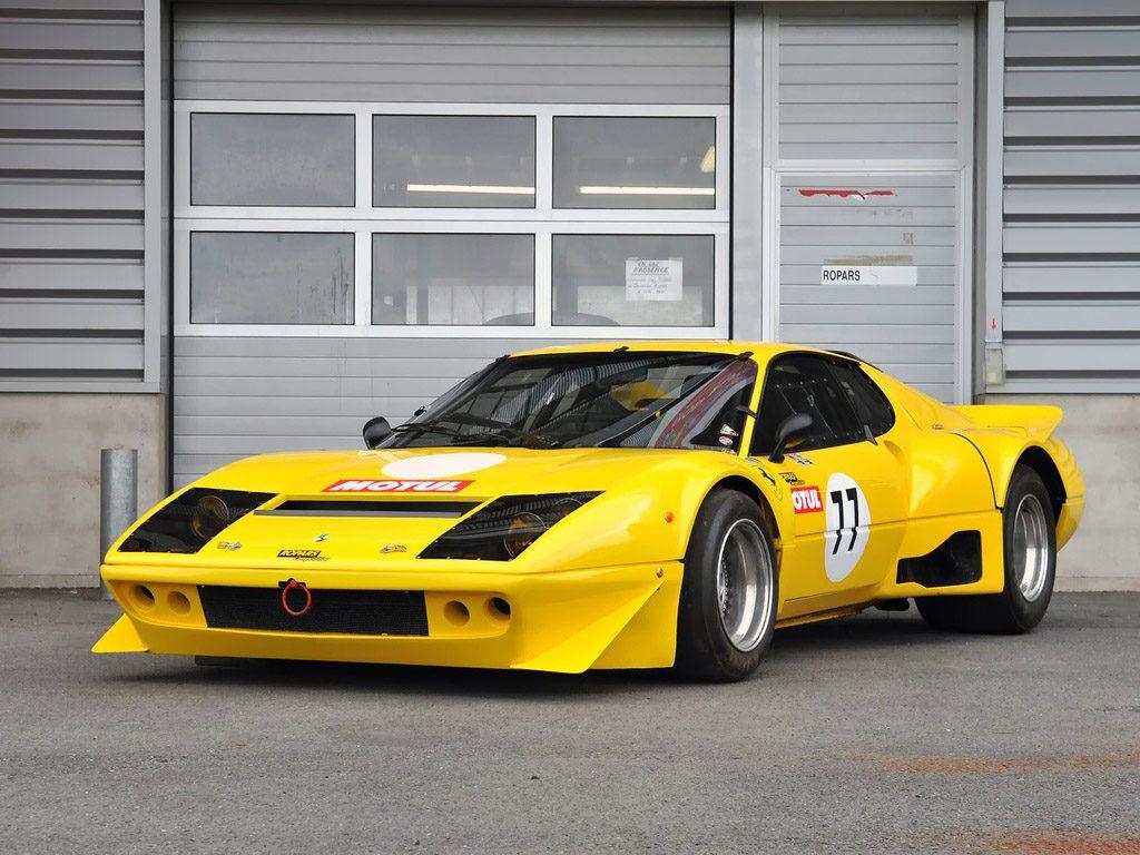 Ferrari 365 GT4 BB Competizione 1977