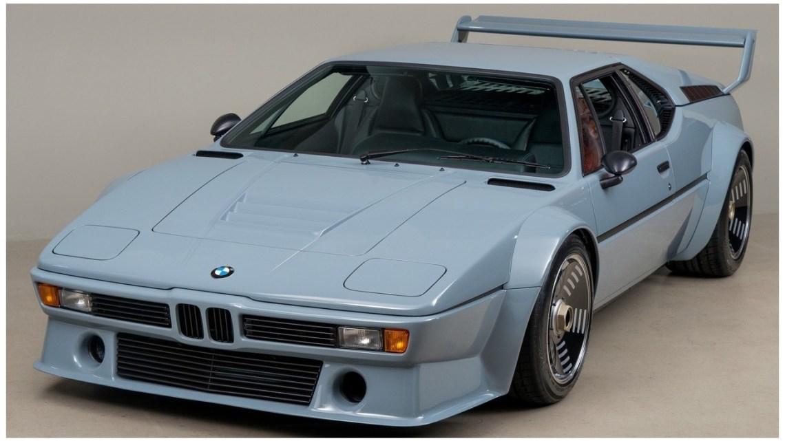 BMW M1 Procar, la restauration de Canepa est merveilleux