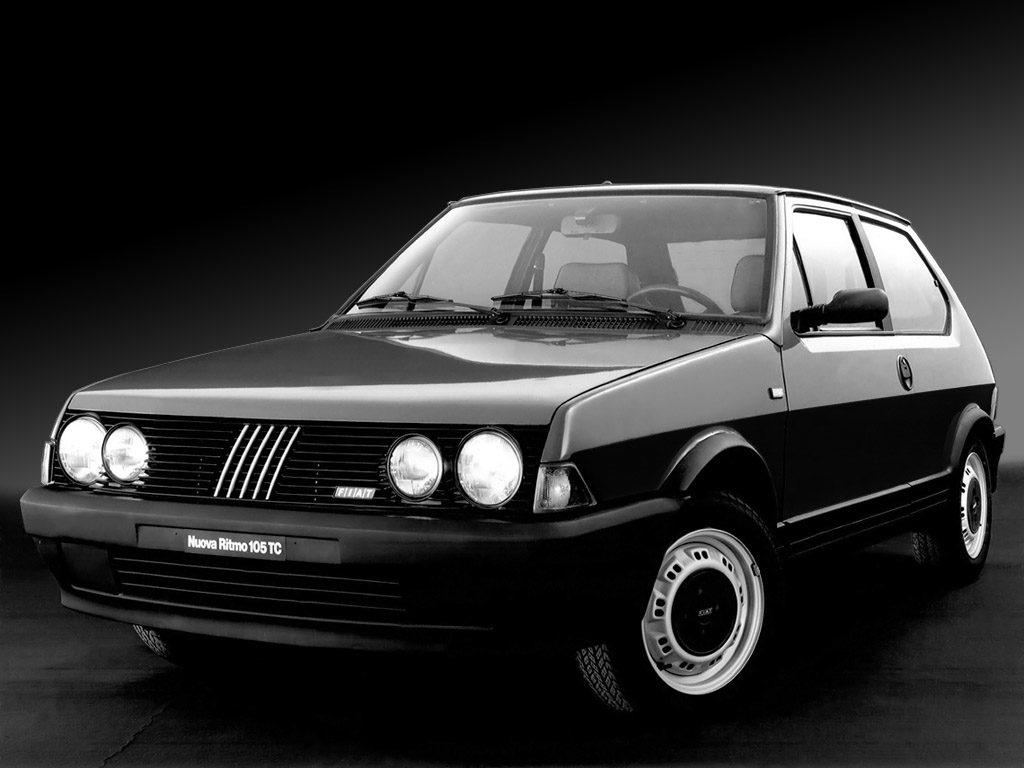 1983 Fiat Ritmo 105 TC