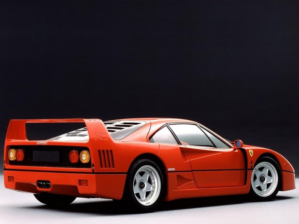 1987 Ferrari F40