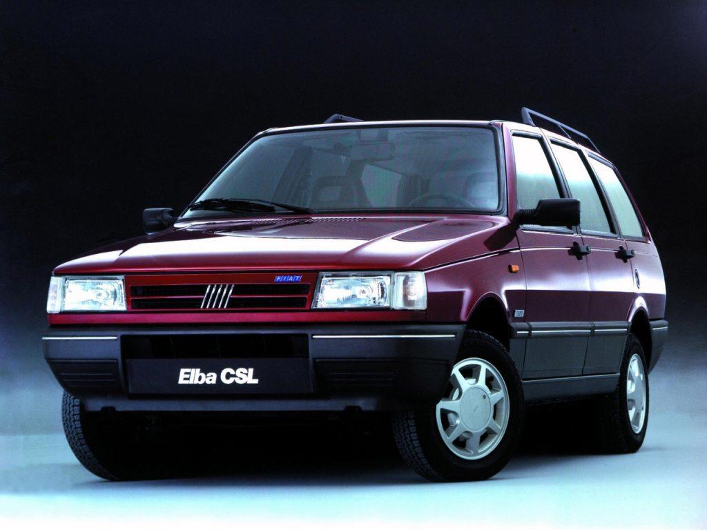 1991 Fiat Elba