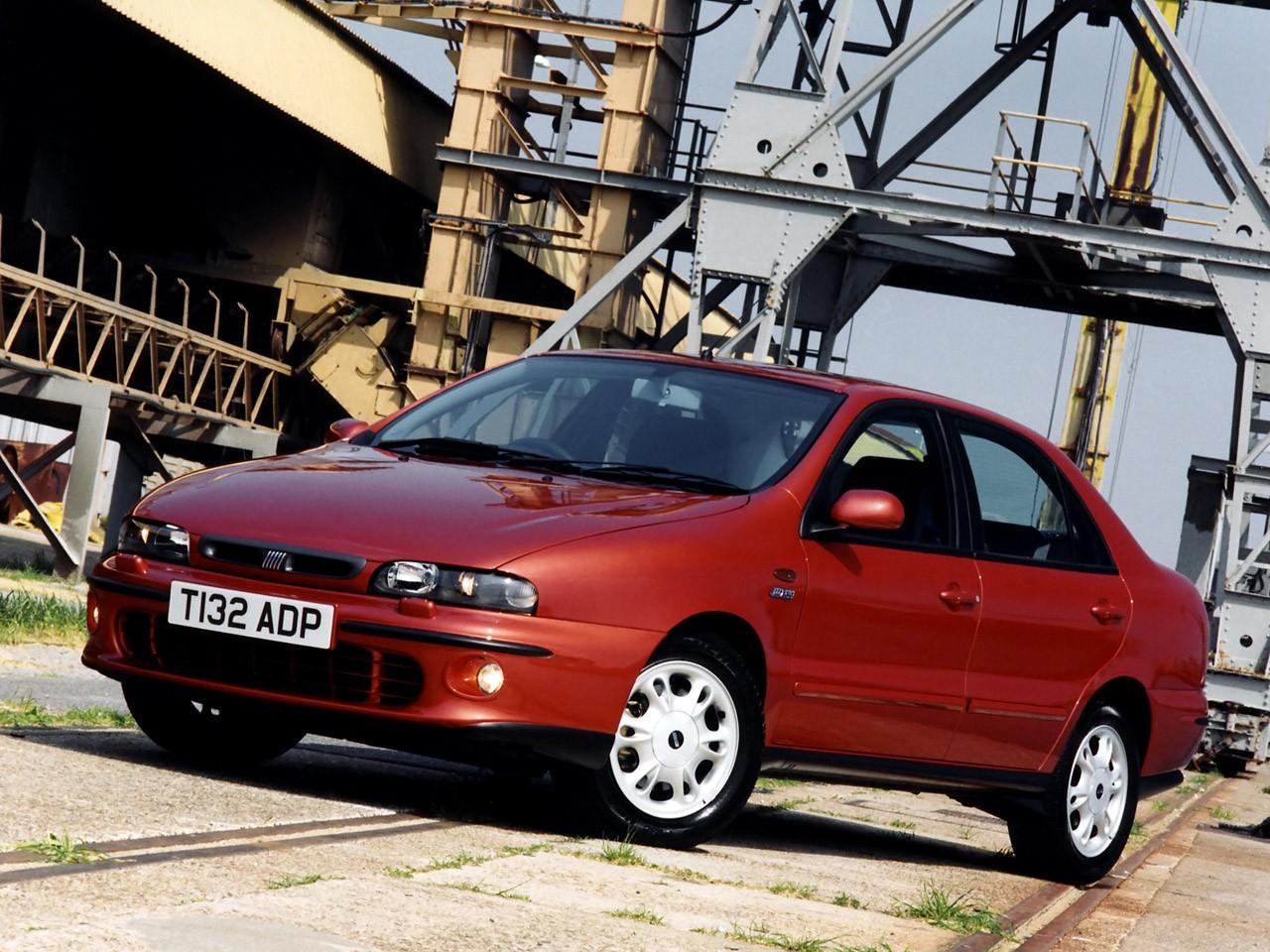 1996 Fiat Marea uk