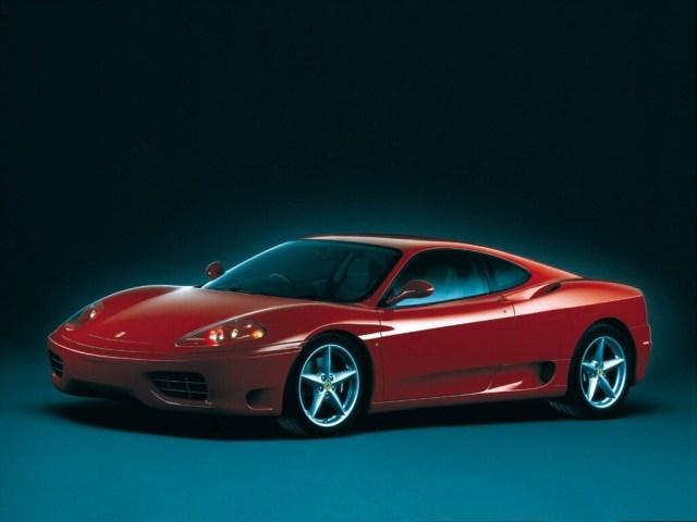 Ferrari 360 Modena 2001