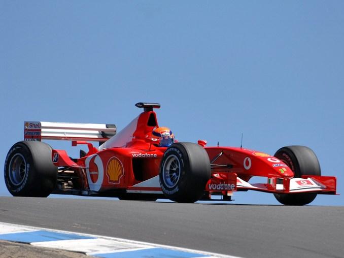 2002 Ferrari F1 F2002