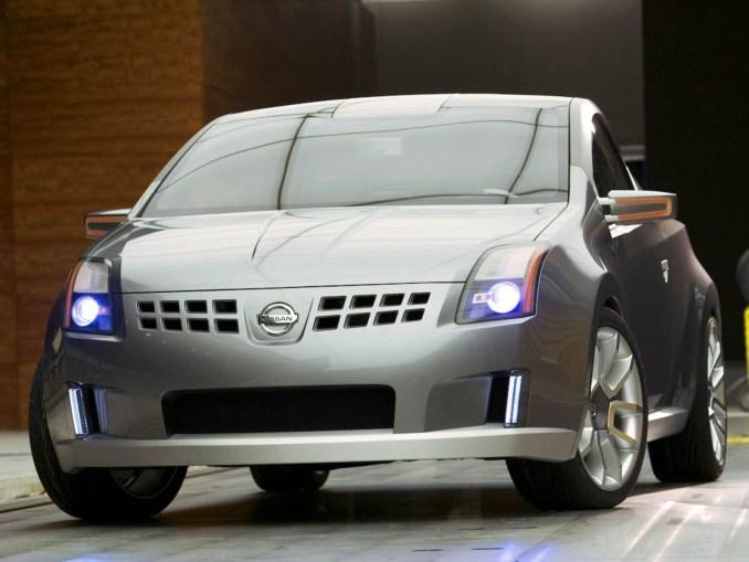 2005 Nissan Azeal Coupé Concept