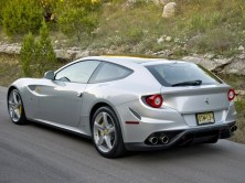 2012 Ferrari FF Panoramic USA