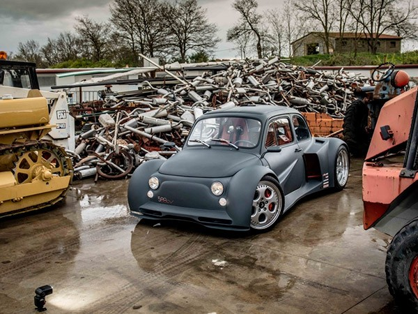 Fiat 500 Oemmedi
