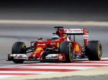 2014 Ferrari F1 F14 T