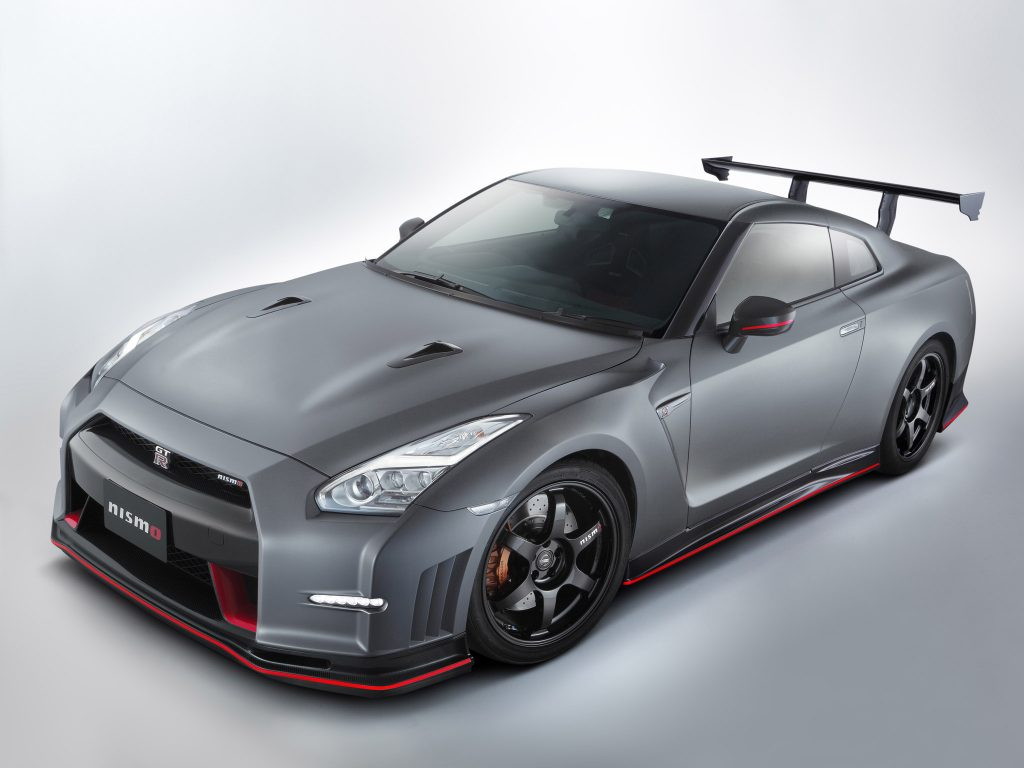 2014 Nismo Nissan_GTR N Attack Package R35