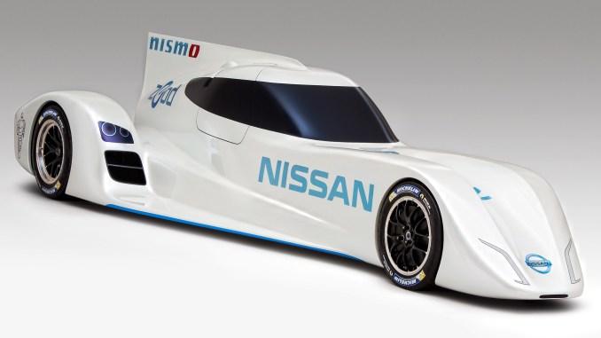 2014 Nissan Zeod RC