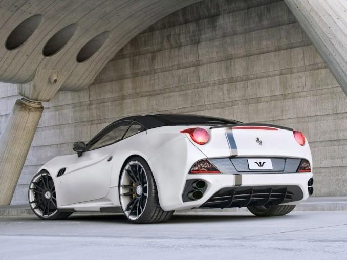 2014 Ferrari La Famiglia Fiwe California - Wheelsandmore