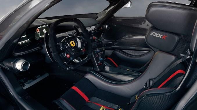 Ferrari LaFerrari FXX-K 2015
