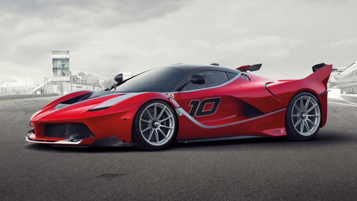 Ferrari LaFerrari FXX-K 2015 – Une supercar hybride poussée a 1050 ch