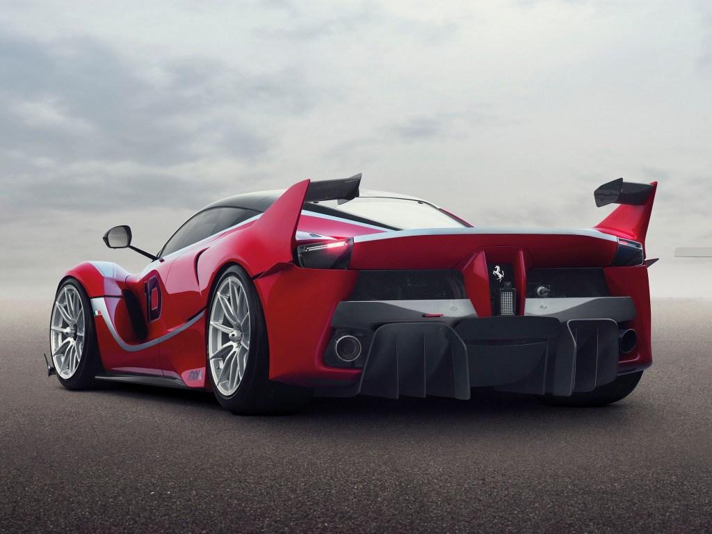 2015 Ferrari LaFerrari FXX K