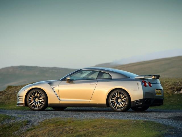 Nissan GTR 45th Anniversary R35 2015