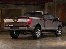 2015 Nissan Titan Crew-Cab XD Platinum Reserve