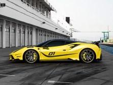2016 Ferrari 4XX Siracusa - Mansory
