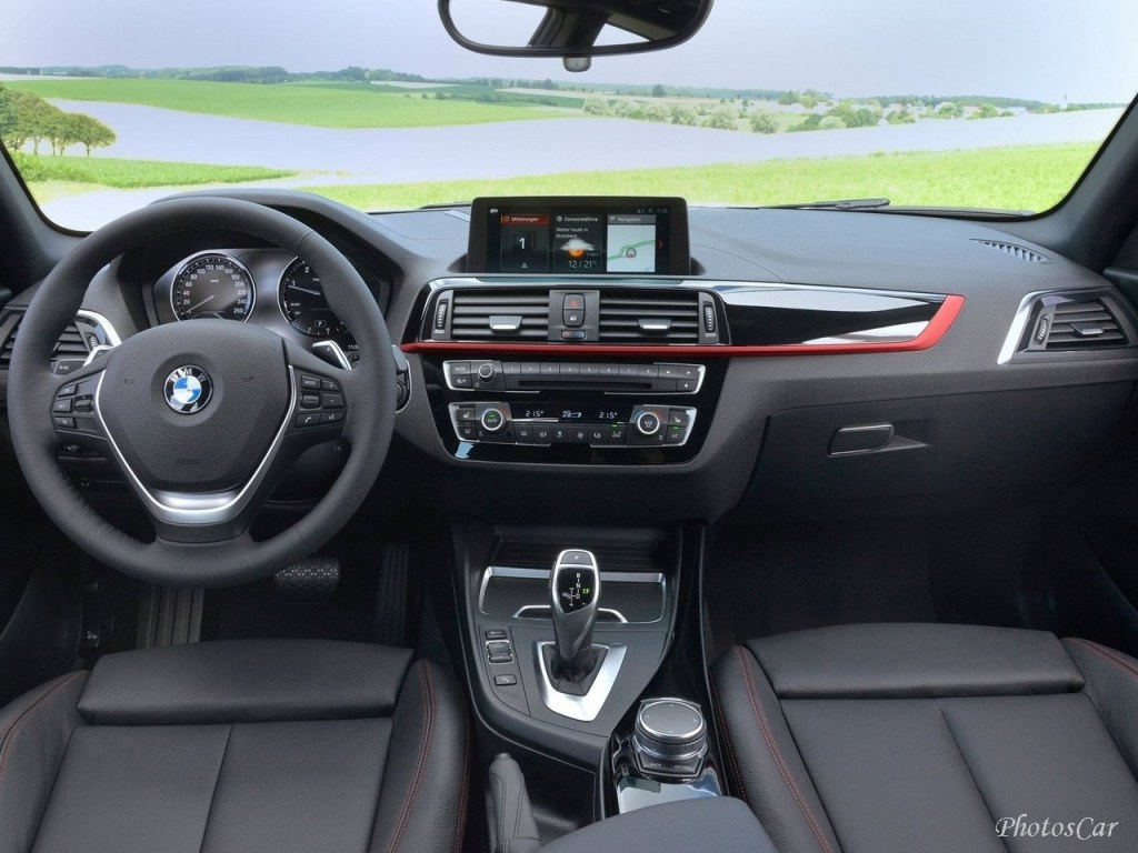 BMW 1 Series 3 door 2018