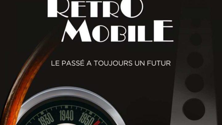 Retromobile 2015 – Salon Automobiles de Voitures Anciennes