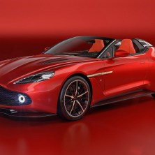 aston martin vanquish zagato volante 2017 mod le sp cial de 99 pi ces. Black Bedroom Furniture Sets. Home Design Ideas