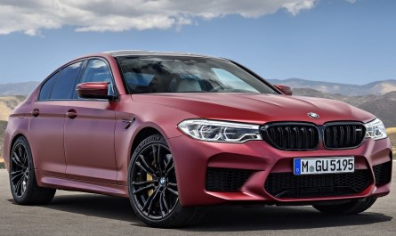 BMW M5 First Edition 2018