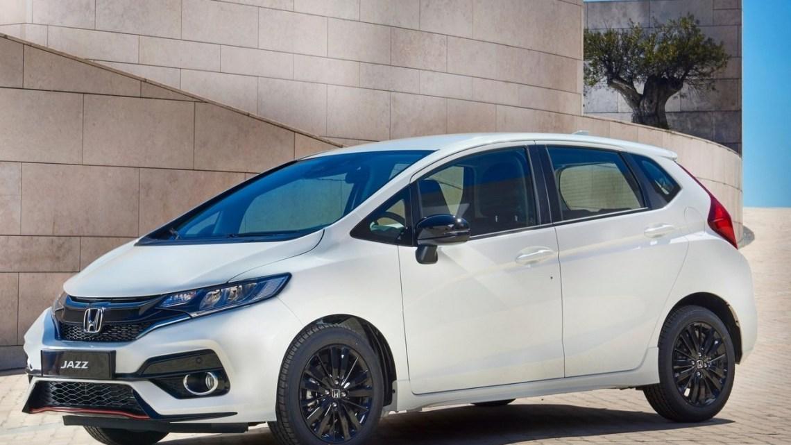 Honda Jazz 2018 – Un nouveau look pour la petite voiture citadine Jazz.