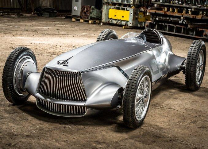 Infiniti Prototype 9 Concept 2017