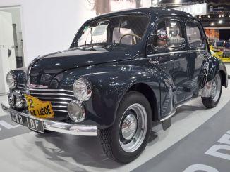 Renault 4CV 1063 1952