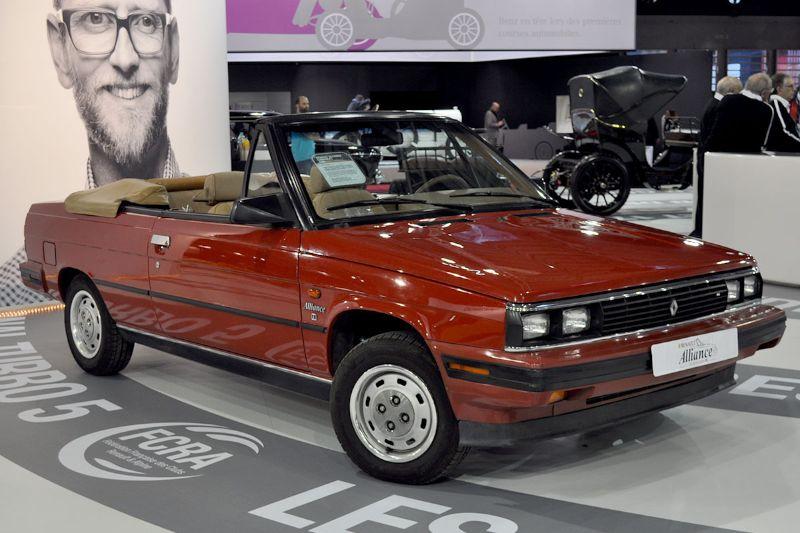 Renault Alliance Cabriolet - 1986
