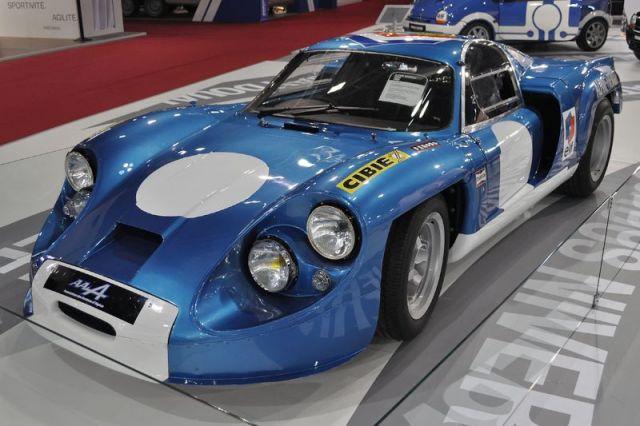 Renault Alpine A220- 1968