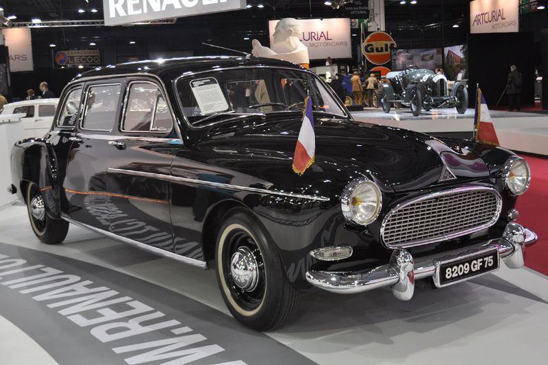 Renault Fregate Limousine - 1957