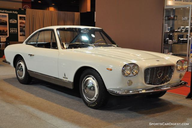Lancia Flaminia Speciale Pininfarina - 1963 (Lopresto Collection) - Retromobile 2015