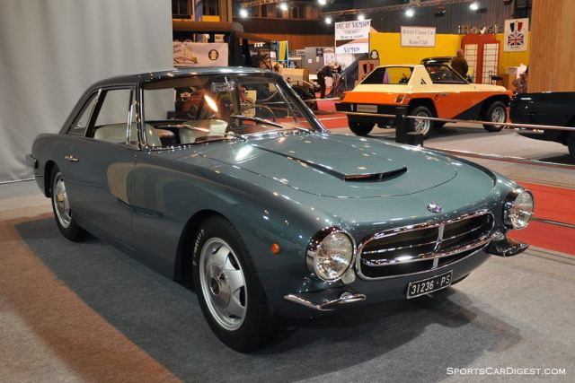 Osca 1600 GT Touring - 1961 (Lopresto Collection) - Retromobile 2015