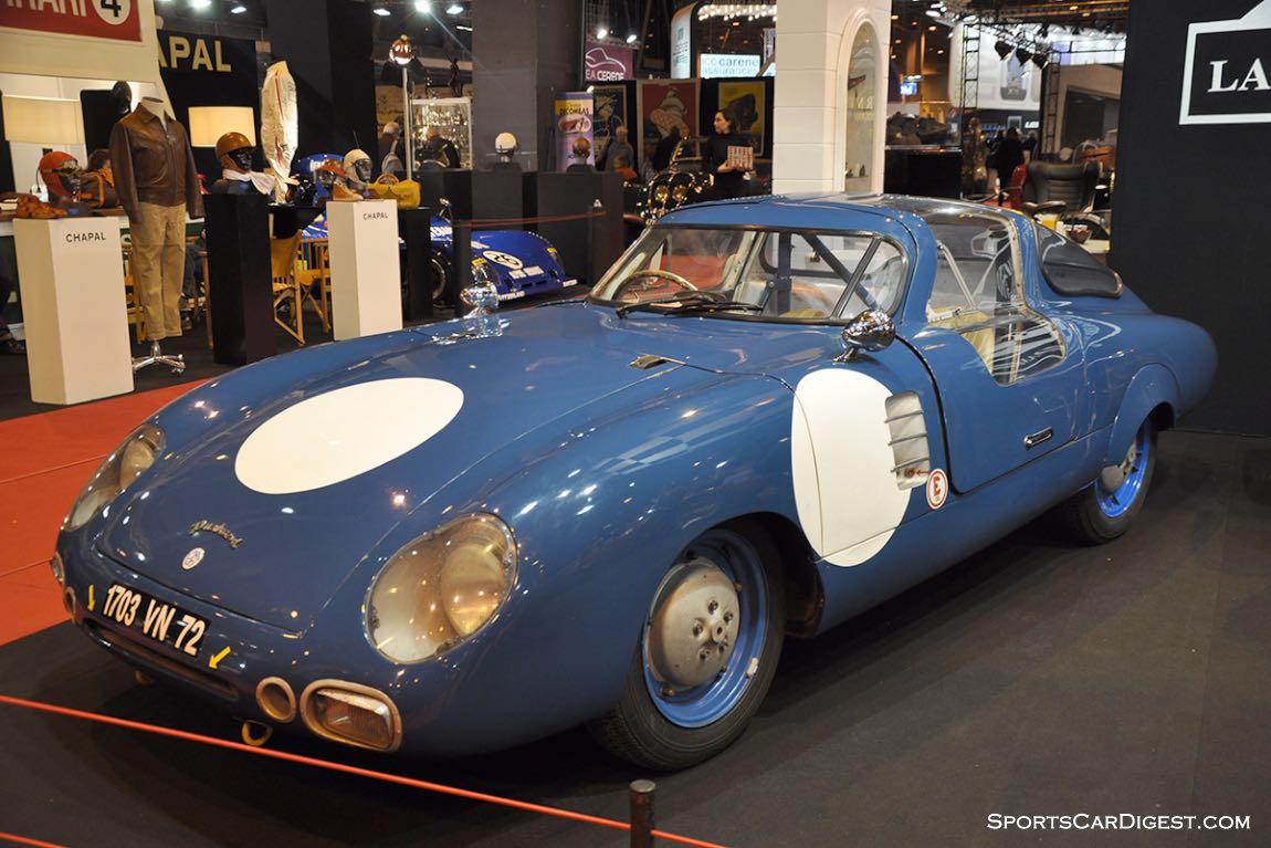 Panhard Monopole – 1956 - Retromobile 2015