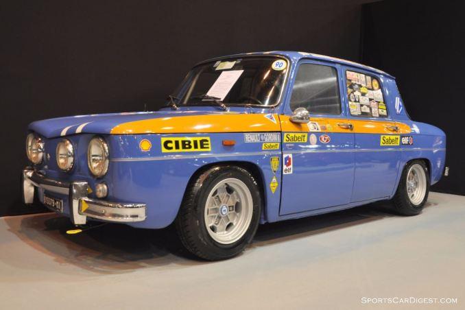 Renault 8 Gordini – 1962 - Retromobile 2015