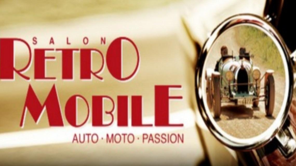 Retromobile 2013 – Salon Automobiles