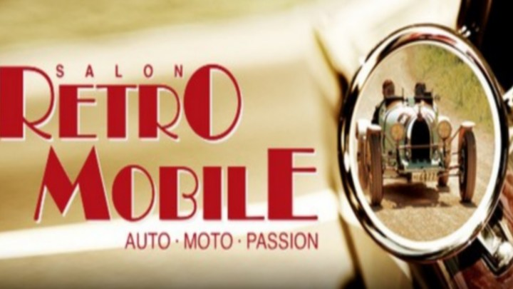 Retromobile 2013 – Salon Automobiles