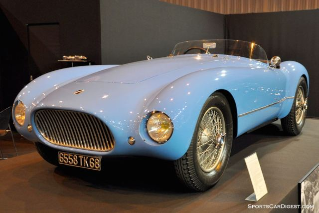 Talbot Lago T26 Grand Sport Barchetta by Motto – 1950 - Retromobile 2015