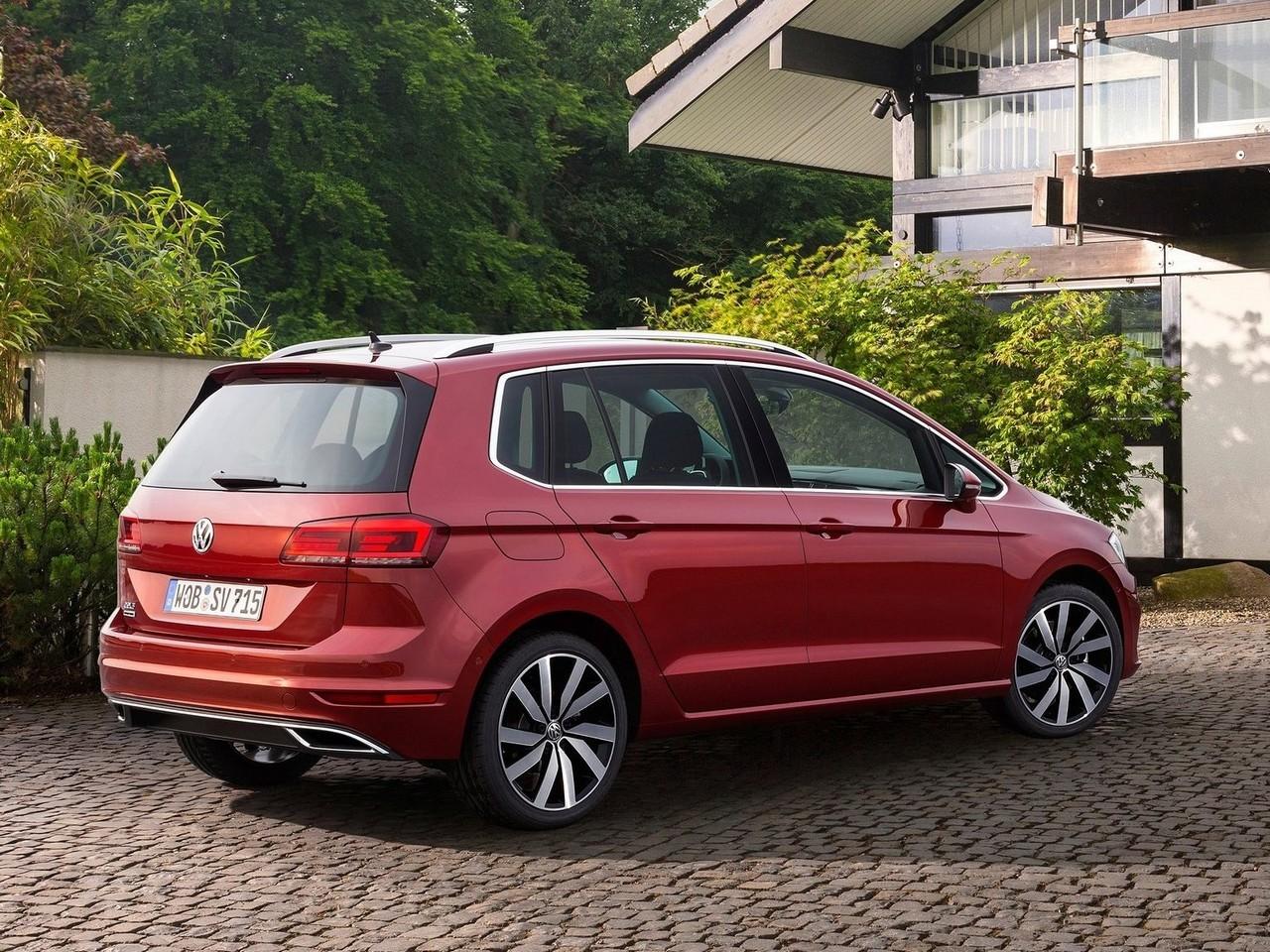 Volkswagen Golf Sportsvan 2018