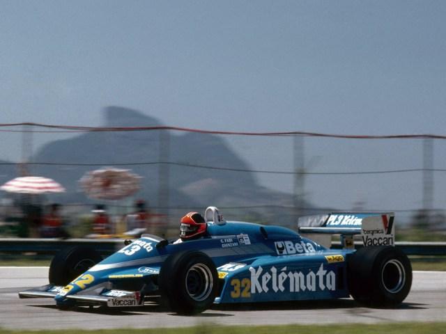 Osella FA1D F1 1982
